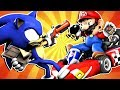 Mario VS Sonic: PRANK BATTLE