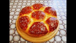 Хлеб РОМАШКА рецепт хлеба ДОМАШНЯЯ выпечка рецепт домашнего хлеба Готовим с любовью