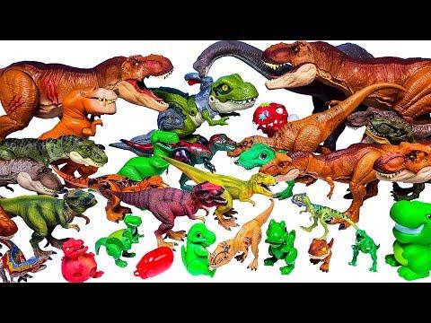 거대 공룡 티라노사우루스 티렉스 브라키오사우루스 쥬라기월드 슐라이히 플레이모빌 공룡 블럭 장난감