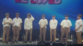 171013 WANNA ONE (워너원) IN MANILA - SURPRISE VIDEO FROM FANS