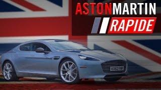Aston Martin Rapide S - AUTO Exotica First Drive