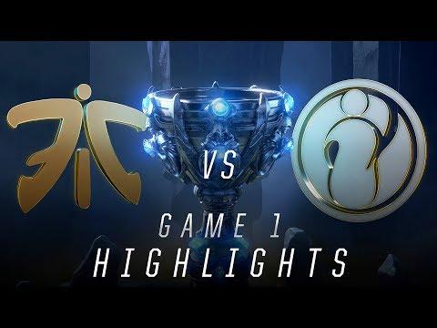 FNC vs. IG - World Championship Finals Match Highlights (2018)