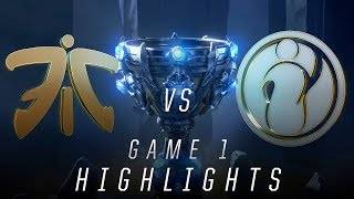 FNC vs. IG - World Championship Finals Match Highlights (2018)