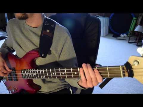 Ain't That a Kick in the Head - Dean Martin - Bass Cover
