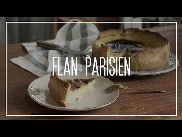 FLAN PARISIENSE + Passeio na République | Le Plat du Jour