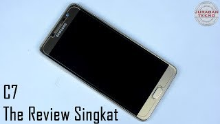Samsung Galaxy C7 Review Indonesia