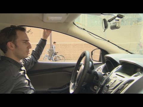Toronto Uber drivers fear for safety