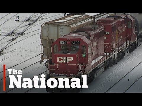 Canadian Pacific Railway to cut up to 1,000 jobs