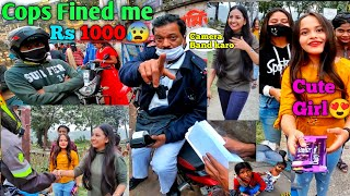 Cops Fined me Rs 1000