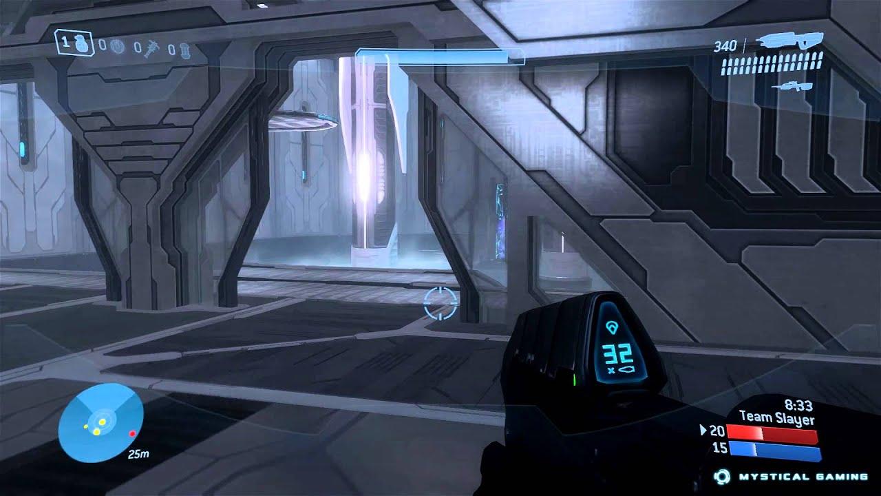 Halo 3 - Team Slayer - Cold Storage (XBOX ONE) & Halo 3 - Team Slayer - Cold Storage (XBOX ONE) - YouTube