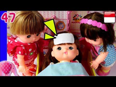 Mainan Boneka Eps 47 Rena Demam - GoDuplo TV