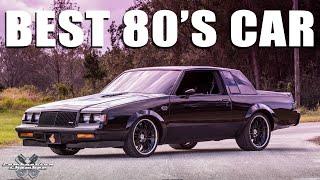 LEGEND! - 1987 Buick Grand National