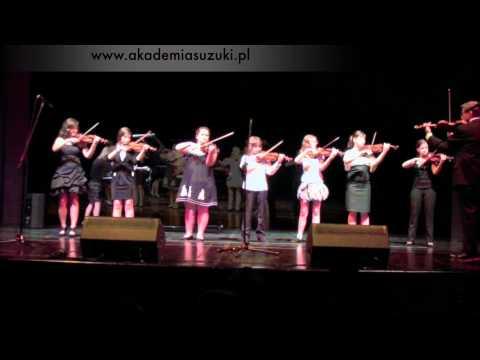 F. Seitz - Koncert No. 2 G - dur, Op. 13 - Allegro (Akademia Suzuki)