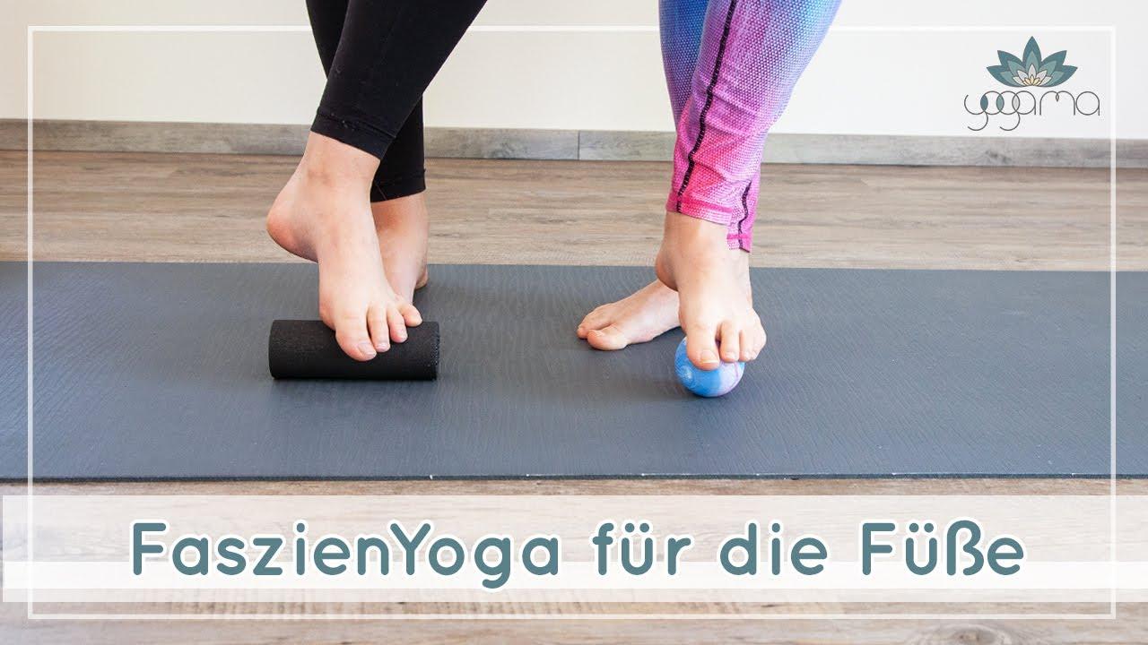 FaszienYoga für die Füße
