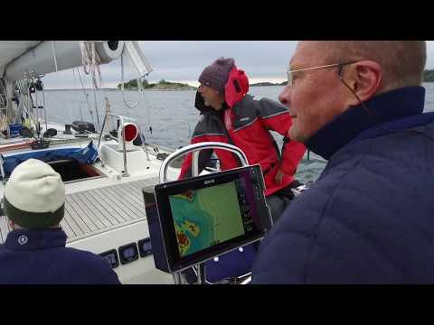 "Sailing Swan 431 ""CAID""  Turku - Copenhagen 2017"