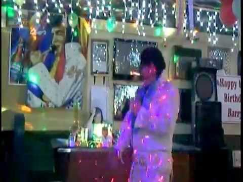 057 Harold (ELVIS) Witham (You Lost That Loving Feeling) Tribute Artist