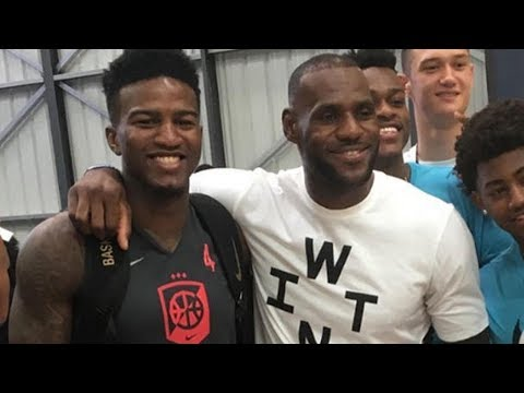 """LeBron James SCHOOLS Jordan Bell; """"I Just Played the Best Defense of My Life... It Didn't Matter"""""""