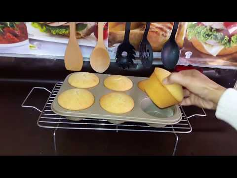 Tasty Simple Vanilla Cupcakes