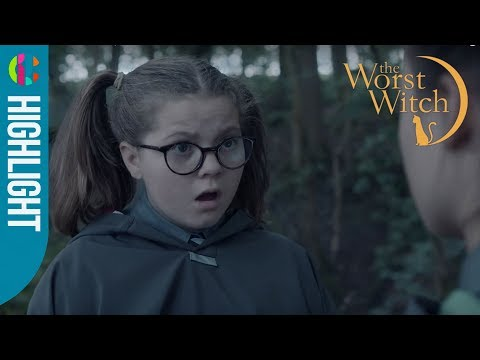 The Worst Witch Series 2 Episode 7 | Hollow Wood...