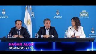 Hagan Algo - Programa 21/04/2019 (adelanto)