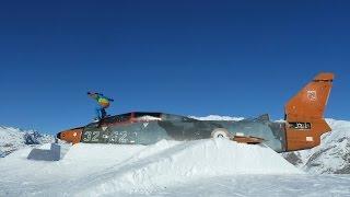 Anna Losa - SNOWboarding 2014-15