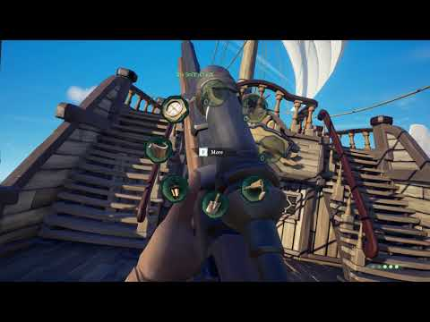 Sea of Thieves - Kraken Encounter