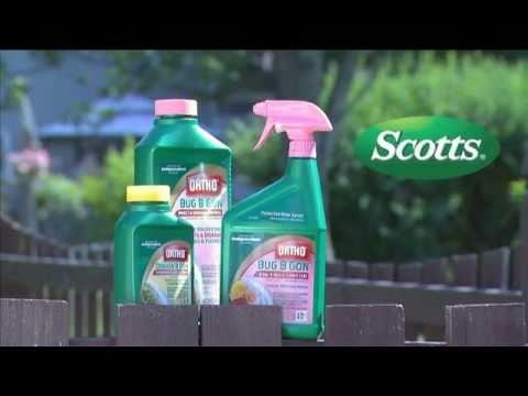 Ortho Bug B Gon By The Scotts Company Youtube