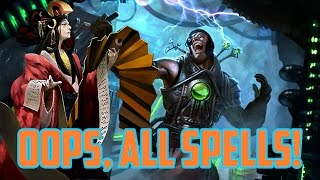 Force Check (Oops All Spells!, Legacy) - Stream Highlights