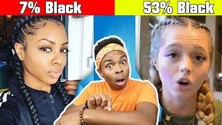Meet The Girl That Thinks She's Black! (WoahhVicky)