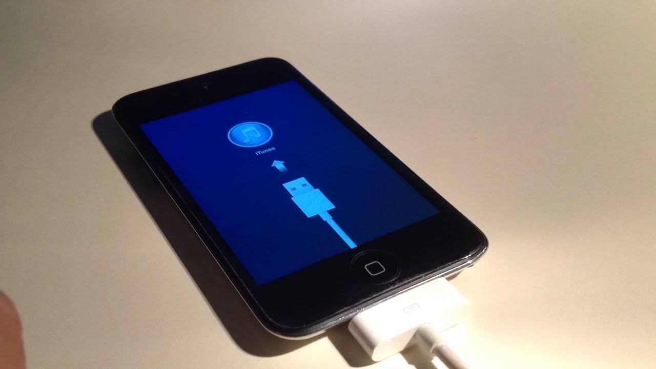 downgrade ios 6 1 6 to 5 1 1 ipod touch 4 geekgrade time lapse