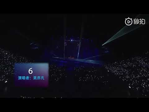 """Download (Official Video by Sina Music) 190420 Kris Wu -""""6"""" Performance at Alive Tour in Nanjing"""