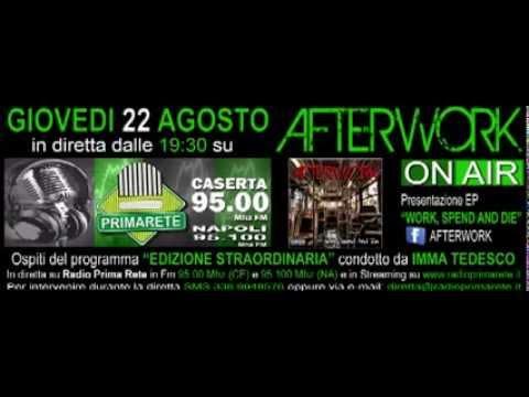 AFTERWORK@Radio Prima Rete