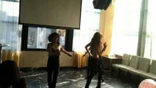 Coconuts&Sista's dance video :) They were member of Be-bopCrew and ...