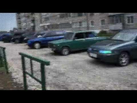 Авто Кирс  Парковка Магнит 15.06.15