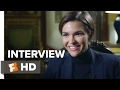 John Wick Chapter 2 Interview Ruby Rose 2017 Action Movie