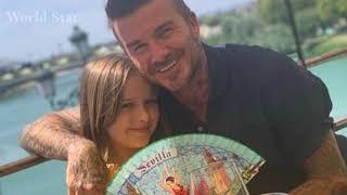 Lifestyle of David Beckham's Daughter - Harper Seven Beckham | 2019
