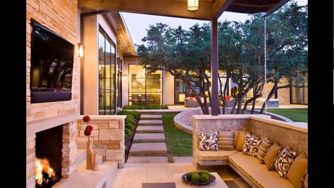 cheap outdoor living space ideas