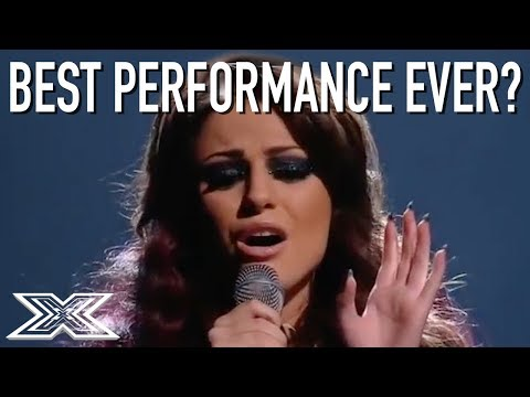 The Best X Factor Performance EVER? | Cher Lloyd 'Stay' | X Factor Global