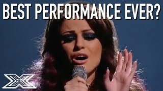 the best x factor performance ever? cher lloyd stay x factor global