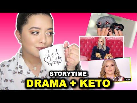 ARREGLATE CONMIGO + DRAMA +KETO+ STORYTIME