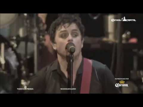 Green Day Live Mexico 2017 - Proshot 1080p
