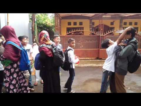 Terima Kasih Guruku - AFI Junior (Surprise For Teachers) Sekolah Alam Bogor