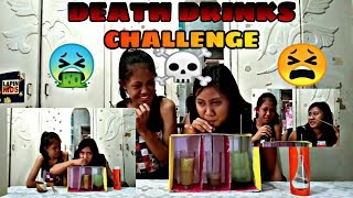 DON'T CHOOSE THE WRONG DRINK! DEATH DRINK CHALLENGE! | TUBUBS VLOGS