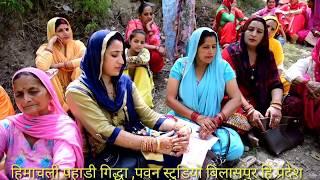 Himachali Pahari Lok Geet /गिद्धा