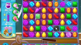 Candy Crush Soda Saga Level 1299 - NO BOOSTERS