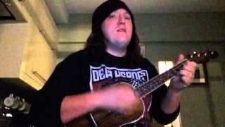 Brimful of Asha (Corner shop) ukulele cover