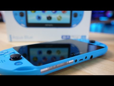 Why You Should Buy a PS Vita in 2019! | UNBOXING & REVIEW |
