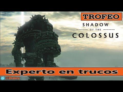 Shadow of the Colossus: Experto en trucos - Trofeo [PS4 REMAKE]