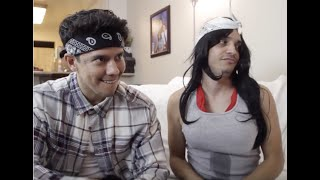 Repeat youtube video CHOLOS ON A DOUBLE-DATE