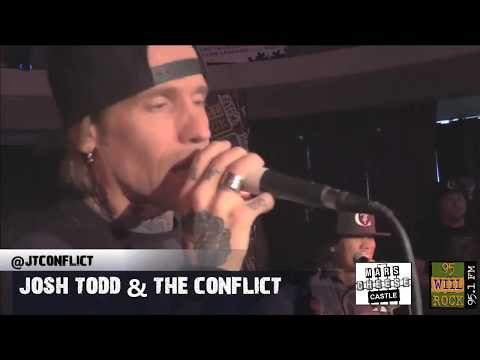 Josh Todd & The Conflict - Year of StudioEast (Story of My Life, Rain, & Good Enough)